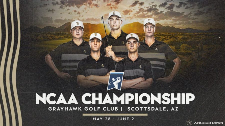 Men's golf team prepares for NCAA Championship in Scottsdale, Arizona. (Twitter/@VandyMGolf).