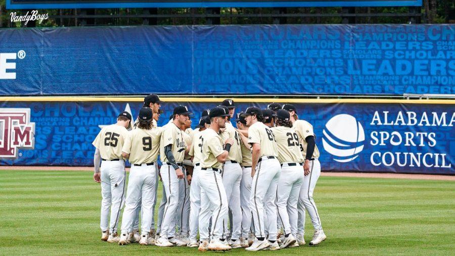 Vanderbilt will host an NCAA regional tournament in Nashville. (Twitter/@VandyBoys).