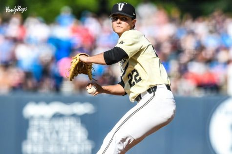 Vanderbilt baseball drops series in Oxford to Ole Miss, 2-1