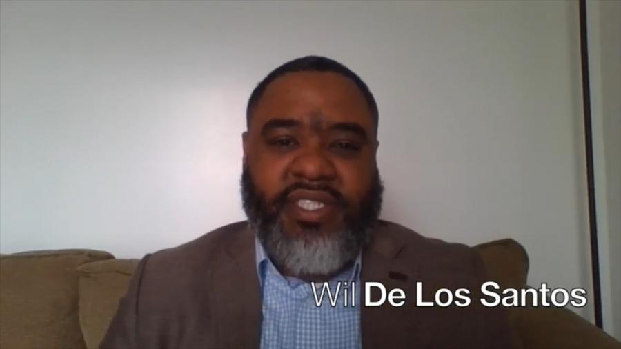 Wil De Los Santos announces winners of VALE awards