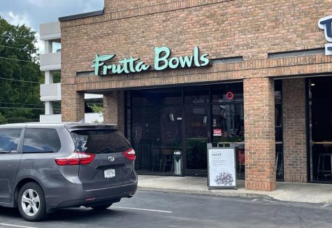 Frutta Bowls and neighboring store Edible Arrangements were broken into the morning of June 28.