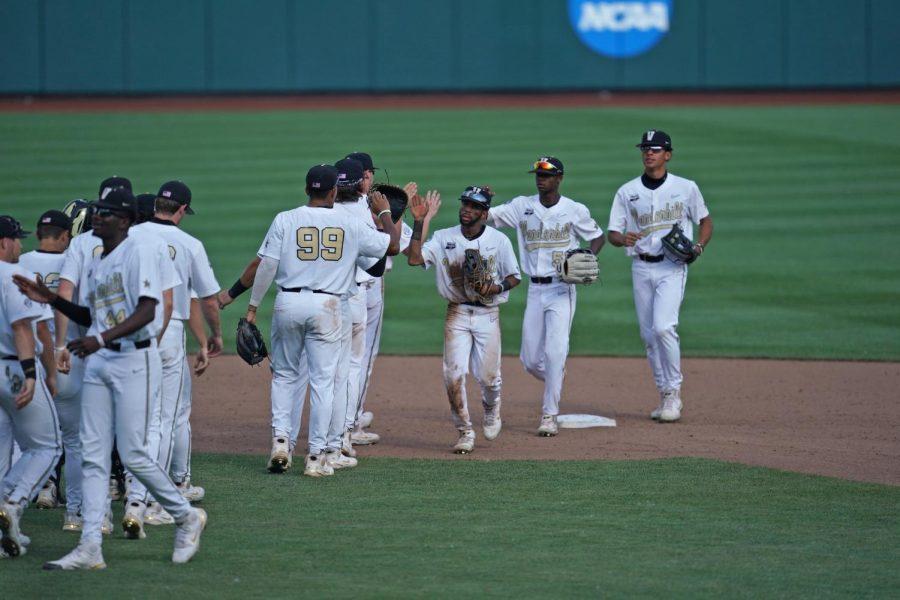 The Vanderbilt Commodores have advanced to their second consecutive College World Series final. (Vanderbilt Athletics).