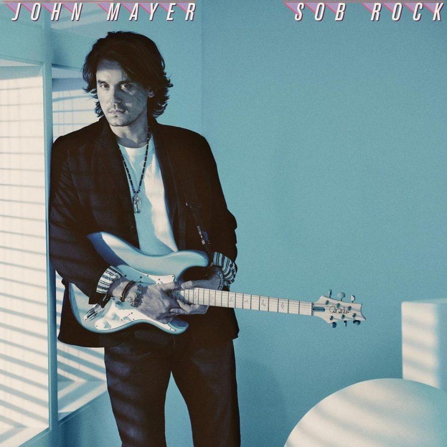 """Sob Rock"" album cover (Columbia Records)"