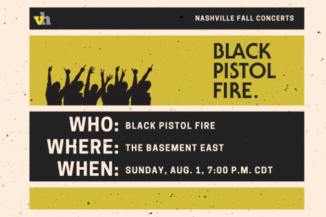 Black Pistol Fire to play Basement East Aug. 1