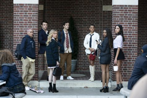Cast of Gossip Girl Reboot