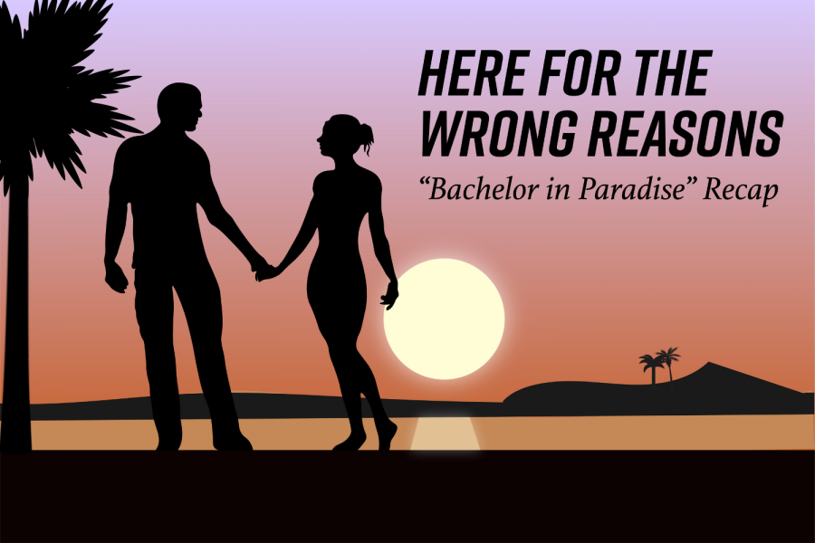Here for the Wrong Reasons: Episode 1 of 'Bachelor in Paradise' Season 7