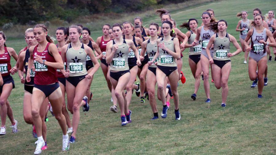 Both the Vanderbilt mens and womens cross-country teams return key seniors and have a dynamic new coaching staff. (Vanderbilt athletics).