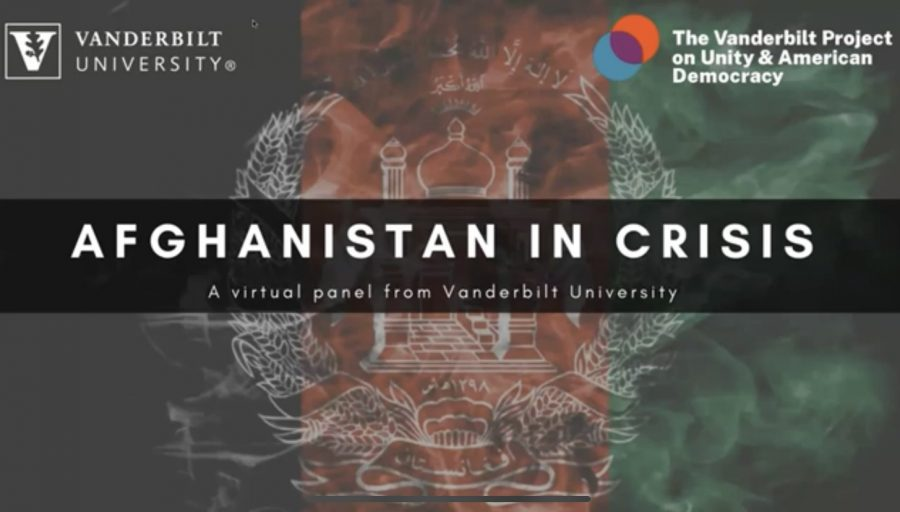 Afghanistan in Crisis graphic