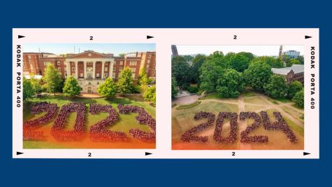 Class of 2024 and 2023 Class Photos