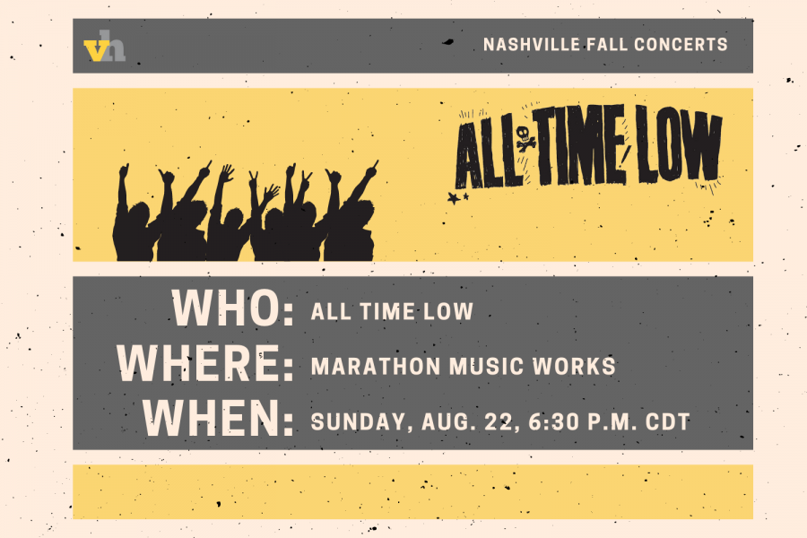 All Time Low to play Marathon Music Works Aug. 22