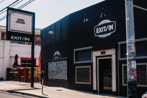 The Exit/In on Elliston Place is one of many Nashville venues to adopt new safety policies. (Photo submitted by Tori Bishop)
