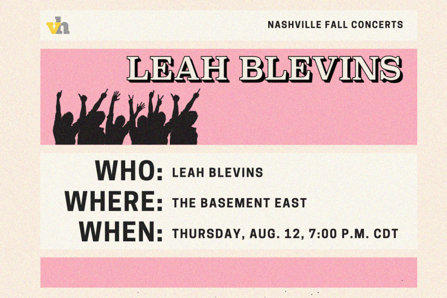 Leah Blevins to debut first full-length album at Basement East Aug. 12