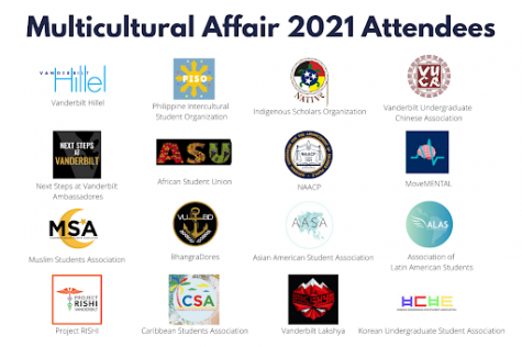 16 logos of the MLC orgs who attended the MCA