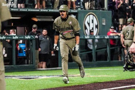 Vanderbilt outfielder Isaiah Thomas announced via Instagram that he is leaving the Commodore baseball program. (Vanderbilt Athletics).