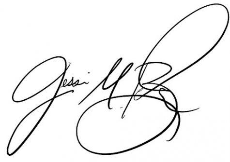 Jessica Barker's signature