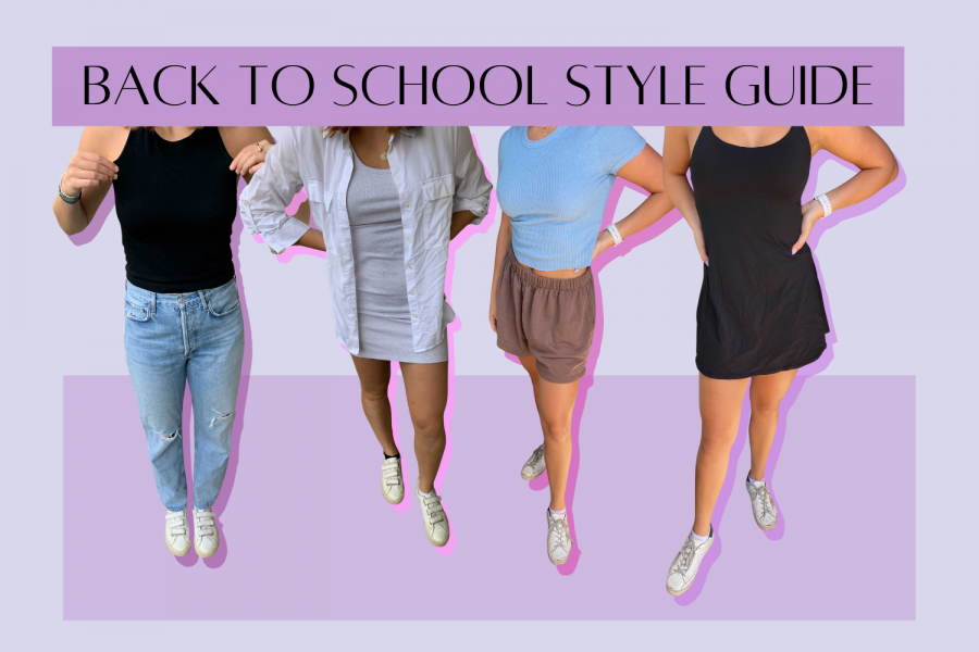 What to wear: style guide for back-to-school