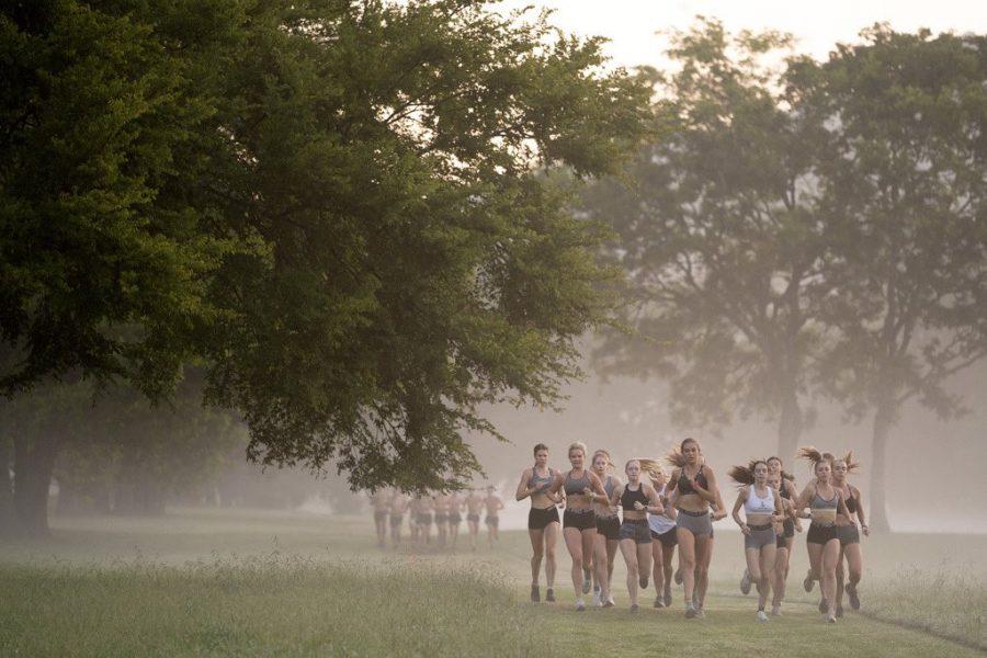 The Vanderbilt cross-country team got its season underway this past weekend at the Mizzou Opener. (Vanderbilt Athletics).