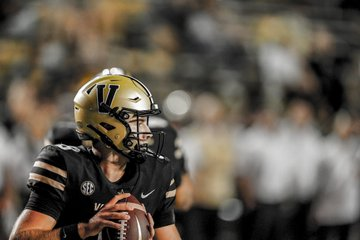 Vanderbilt will look to bounce back in week two against Colorado State after a week one loss to ETSU. (Vanderbilt Athletics).