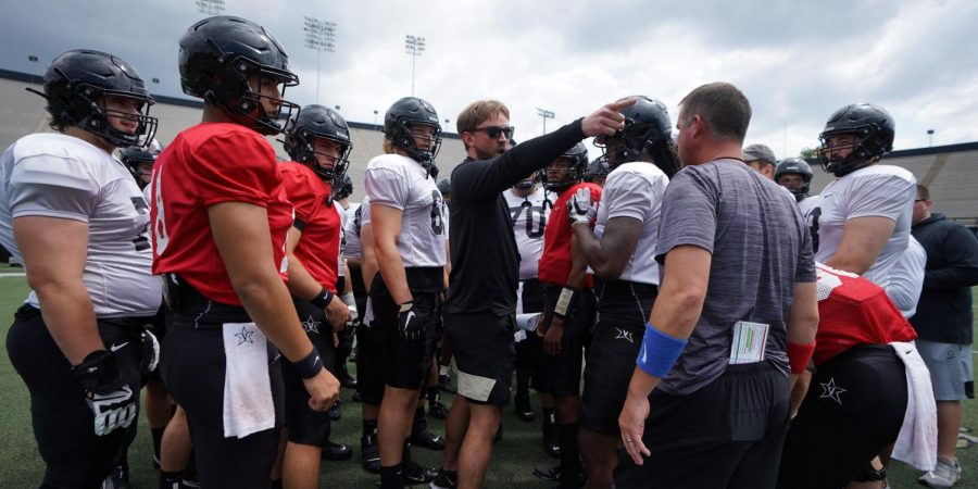 Vanderbilt+football+opens+its+season+on+Saturday+against+ETSU.+%28Vanderbilt+Athletics%29.