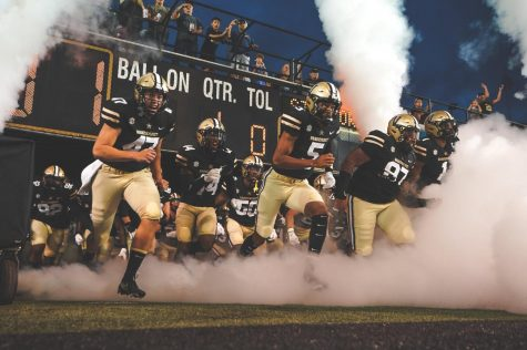 Vanderbilt lost its second game of the season on Saturday. (Vanderbilt Athletics).