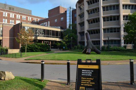 The Student Health Center, as photographed on Sept. 10, 2020. (Hustler Multimedia/Alex Venero)