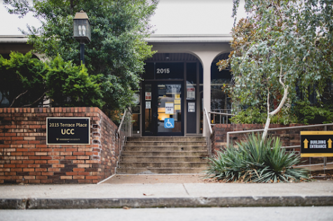the university counseling center