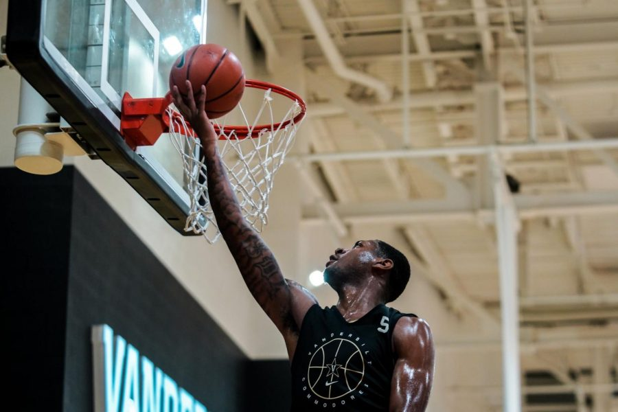 Vanderbilt+mens+basketball+Pro+Day