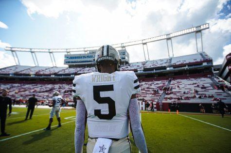 Press Conference Notes: Lea reviews South Carolina loss, talks quarterback situation moving forward