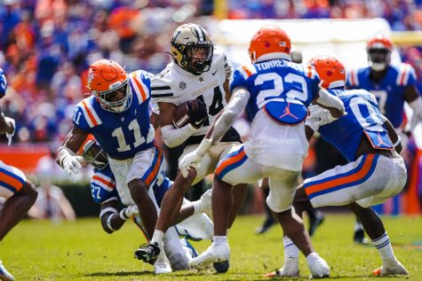 Will Sheppard against Florida