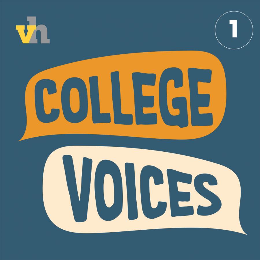 College Voices logo