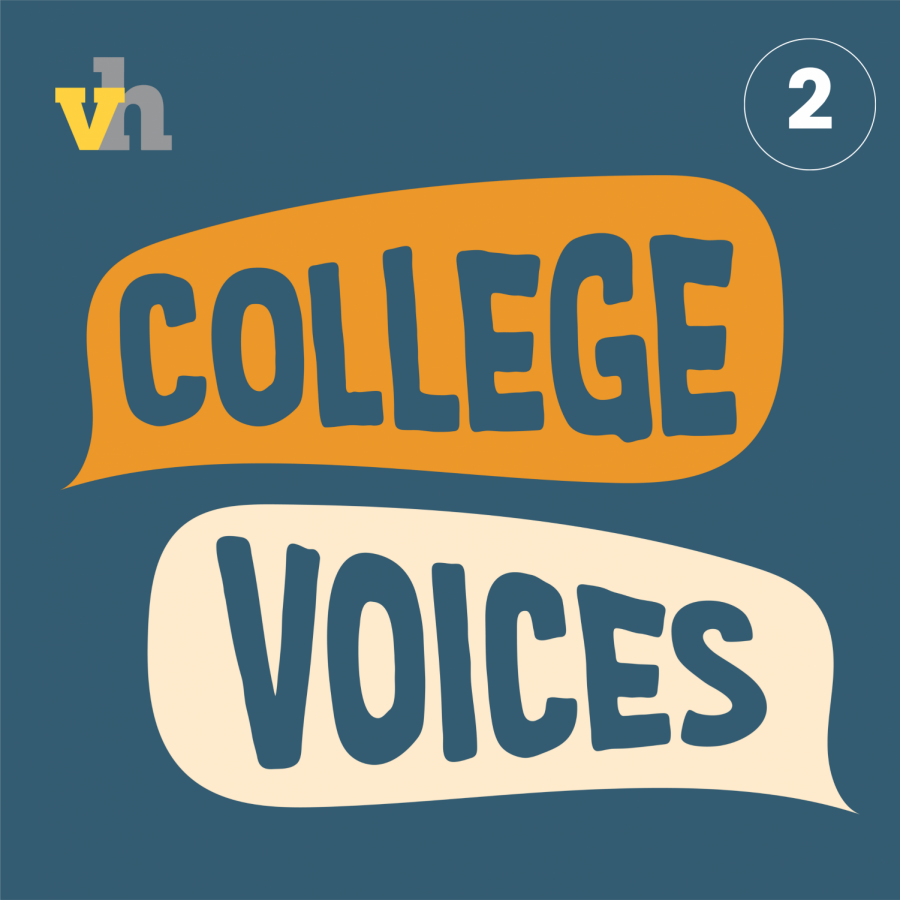 College Voices Episode Art