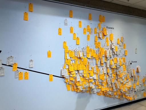 tags of the hostile terrain 94 exhibit