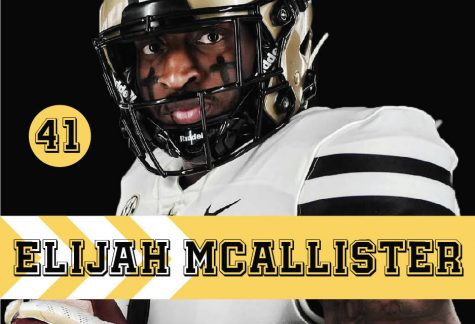 Elijah McAllister is a natural-born captain on and off the gridiron